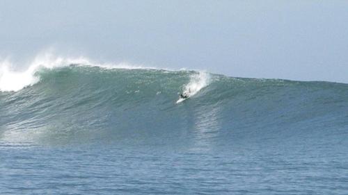 panama surf P-Land shoulder
