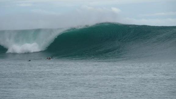 panama surf P-Land surf trip