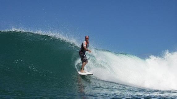 panama surf sandbar crusing